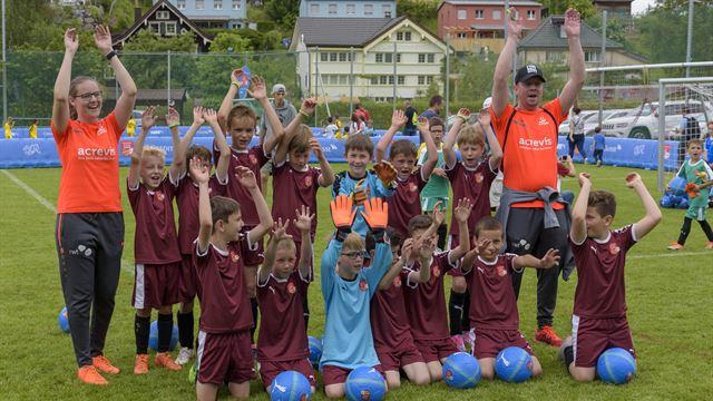 Kids Festival 2019 FC Herisau
